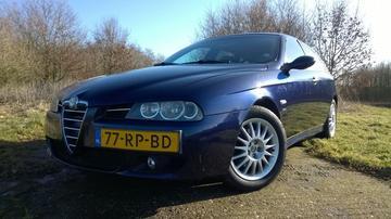 Alfa Romeo 156 Sportwagon 1.9 JTD Impression (2005)