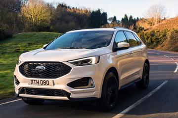 Ford Edge - Eerste rijtest