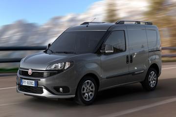 Modeljaarupdate voor Fiat Doblò