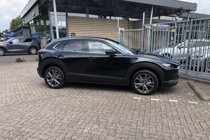 Mazda CX-30 SkyActiv-X 180 4WD Luxury (2020)
