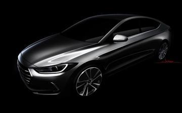 Eerste blik op nieuwe Hyundai Elantra