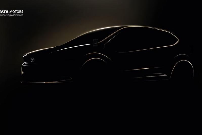 Tata X45 teaser