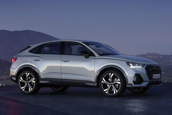 Audi breidt prijslijst Q3 Sportback uit