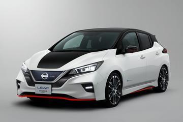 Nissan presenteert Leaf Nismo Concept