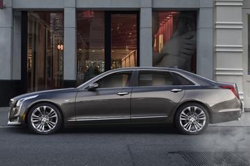 Cadillac CT6 nu helemaal officieel
