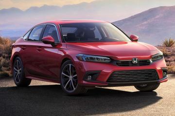 Dit is de nieuwe Honda Civic Sedan