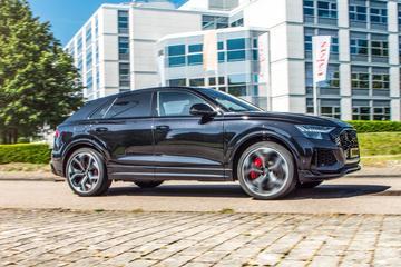 Audi RS Q8 – Achteruitkijkspiegel