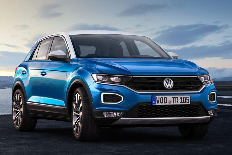 Volkswagen T-Roc 1.5 TSI 150pk Style Business (2019)