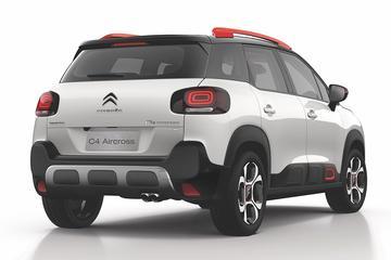 Nu officieel: Citroën C4 Aircross