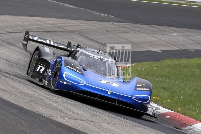 Volkswagen I.D. R Nurburgring