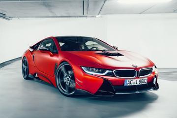 BMW i8 dikker aangekleed door AC Schnitzer