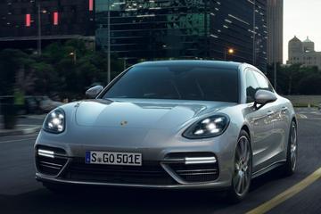 Dít is de Porsche Panamera Turbo S E-Hybrid
