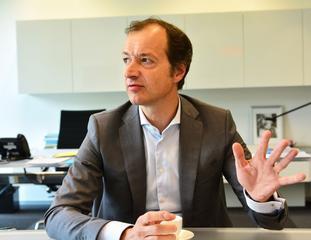 Staatssecretaris van Financiën Eric Wiebes