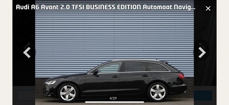 Audi A6 Avant 2.0 TFSI Business Edition (2013)