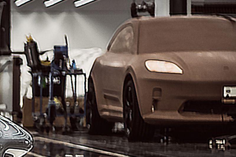 Porsche Macan elektrisch