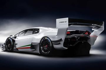 Zyrus LP1200 Strada is 1.200 pk sterke Lamborghini Huracán
