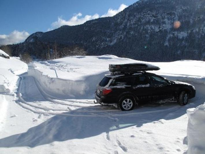 Subaru Outback 3.0R AWD H6 (2004)