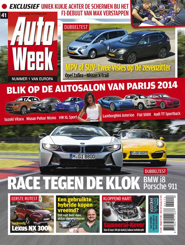 AutoWeek 41 2014