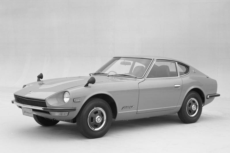 Nissan Z historie geschiedenis 240Z