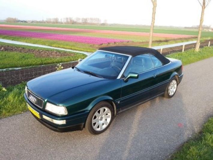 Audi Cabriolet 2.3 (1992)