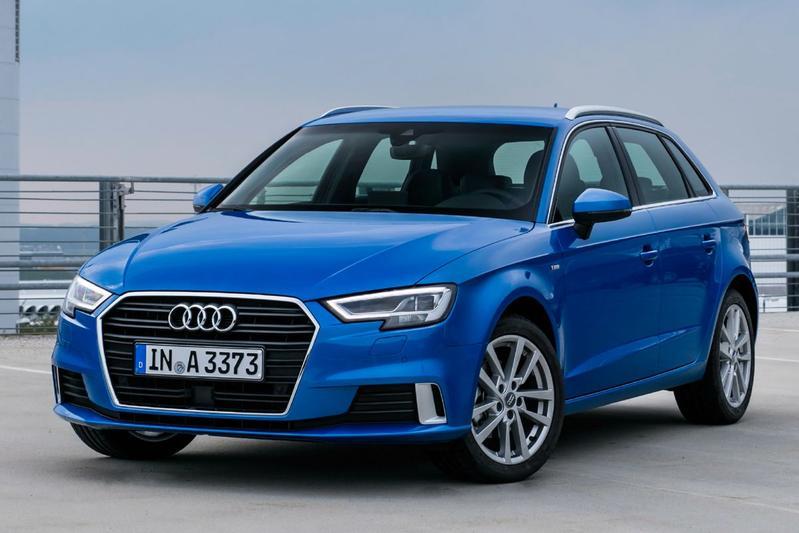 Audi A3 Sportback 1.0 TFSI Sport (2017)