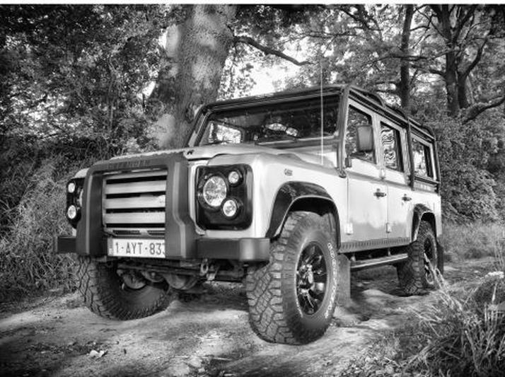 Land Rover Defender 110 Td Station Wagon Rough (2011)