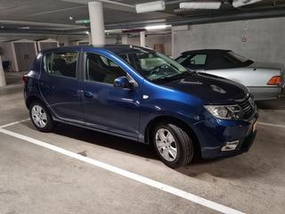 Dacia Sandero TCe 90 Bi-Fuel Lauréate (2019)