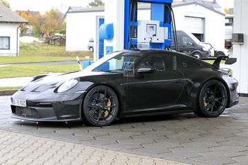 Nieuwe Porsche 911 GT3 bijna plakkerloos!