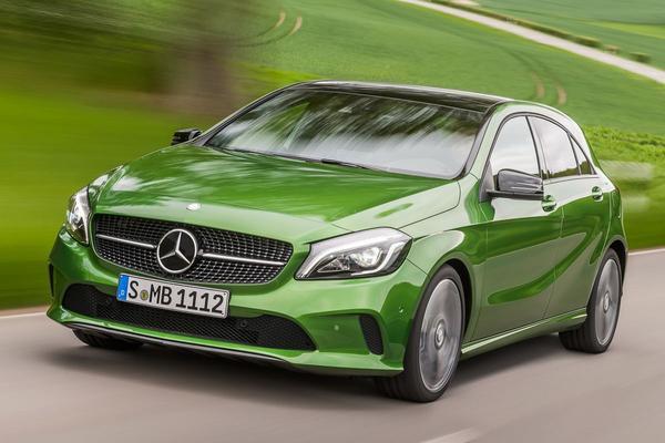 Mercedes Benz A Klasse Autoweek Nl