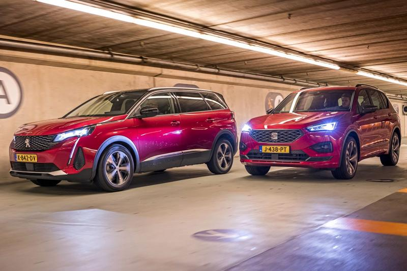 Test: Peugeot 5008 vs. Seat Tarraco