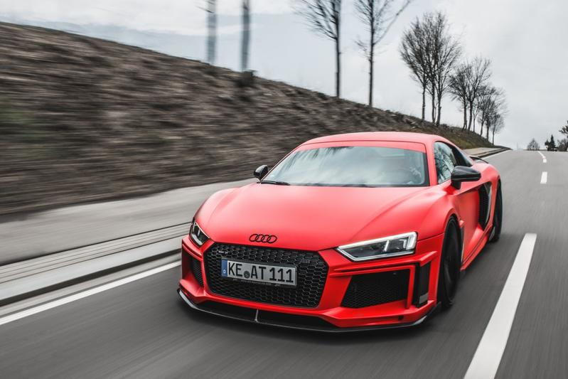 Abt maakt Audi R8 Plus van 'basis R8'