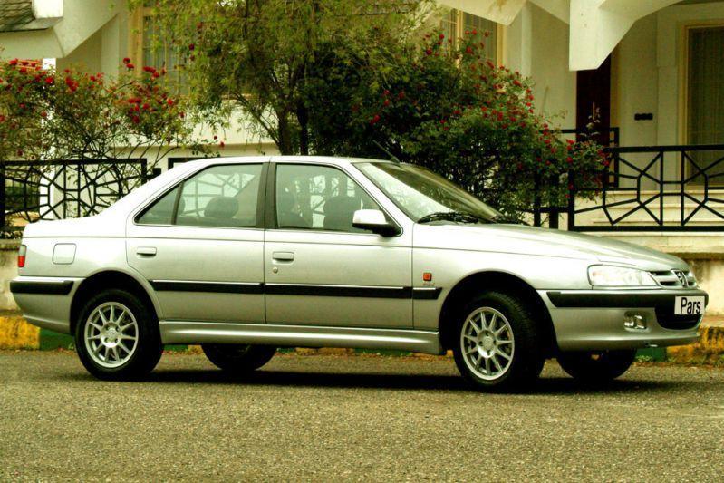 Peugeot Pars Iran