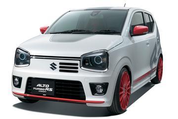 Kei-gaaf: Suzuki Alto RS Turbo Concept
