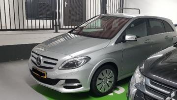 Mercedes-Benz B 250 e Lease Edition (2017)