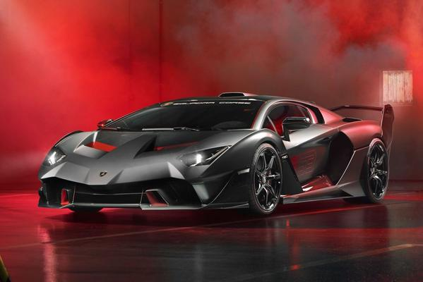 Lamborghini SC18 is unieke extremist