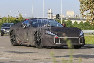 Gerucht: Ferrari F12 M naar Genève