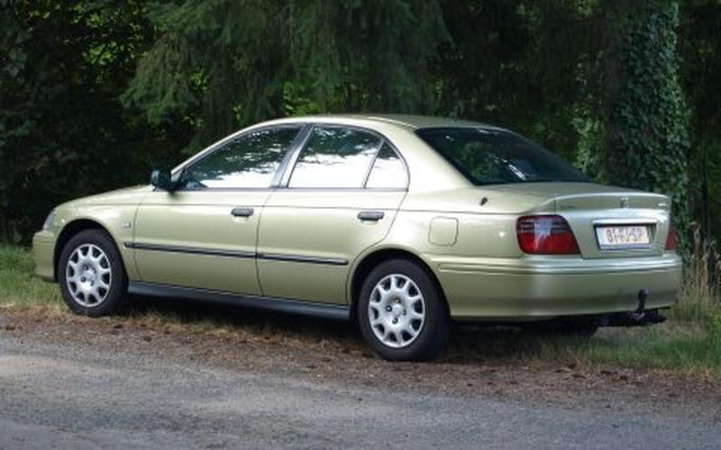 Honda Accord 2.0i LS (2000)