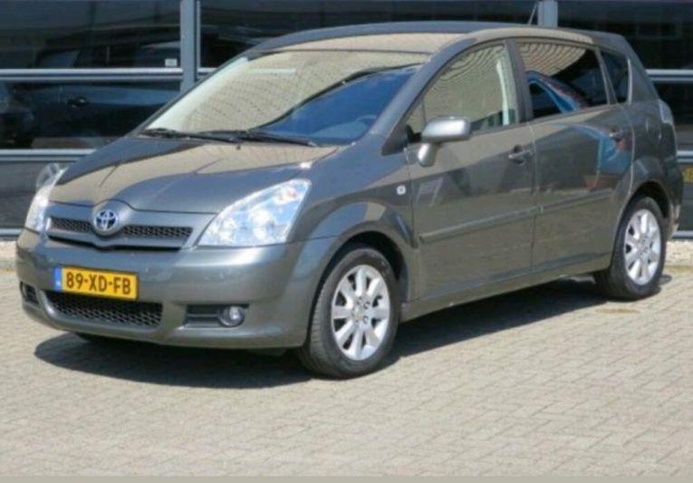 Toyota Corolla Verso 1.6 16v VVT-i Dynamic (2007)