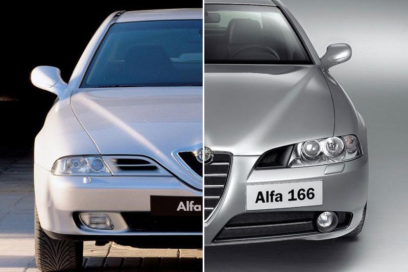Fonkelnieuw Facelift Friday: Alfa Romeo 166 - AutoWeek.nl NK-63