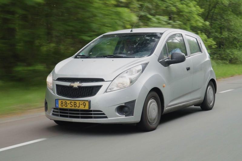 Chevrolet Spark 1 0 Ls Bifuel 2011 Autoweek Nl