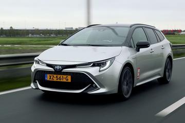 Toyota Corolla - Afscheid Duurtest
