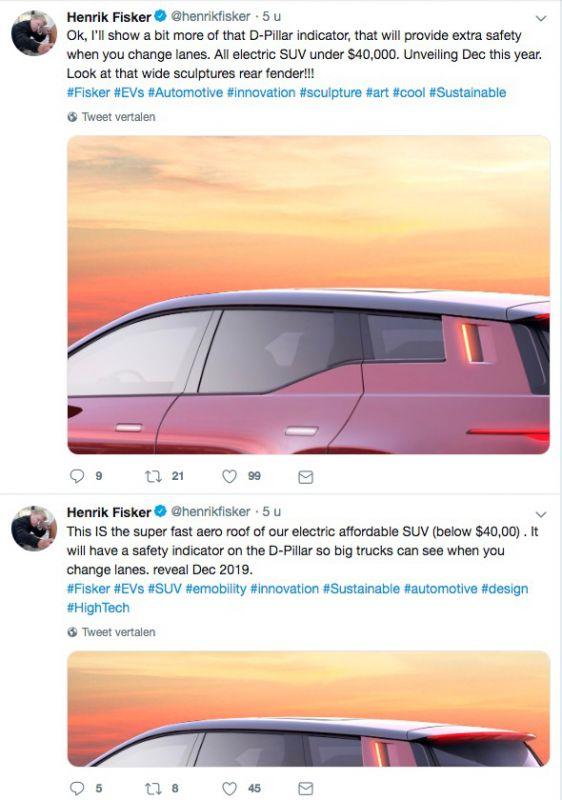 Fisker SUV teaser