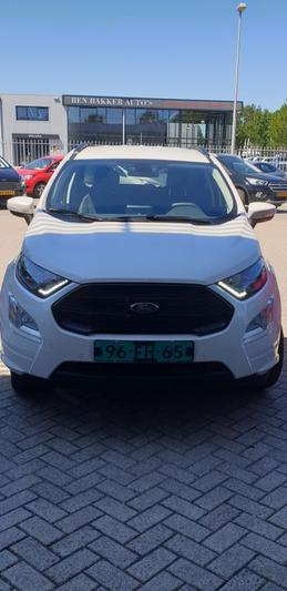 Ford EcoSport 1.0 EcoBoost 125pk ST-Line (2019)