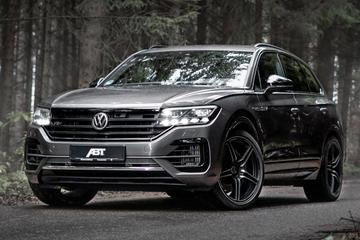 Abt pompt 500 pk in Volkswagen Touareg