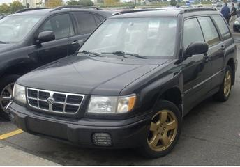 Subaru Forester 2.0 AWD (1999)