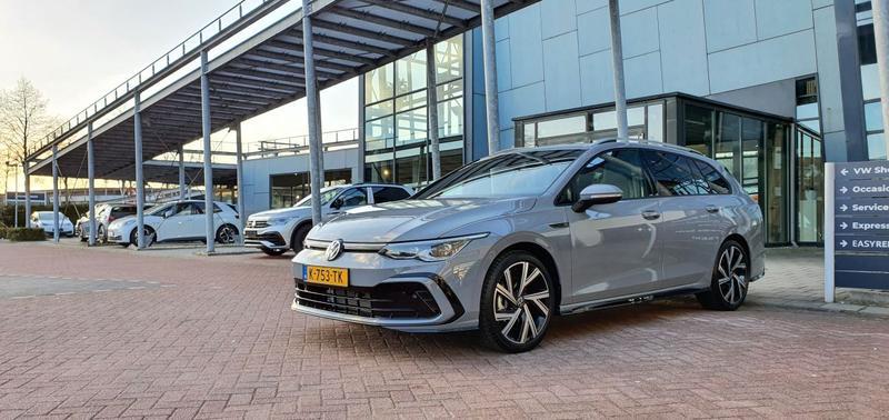 Volkswagen Golf Variant 1.5 eTSI 130pk R-Line (2021)