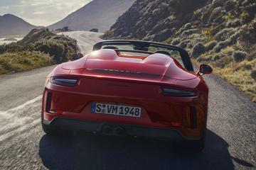 Porsche 911 Speedster heeft Nederlandse prijs