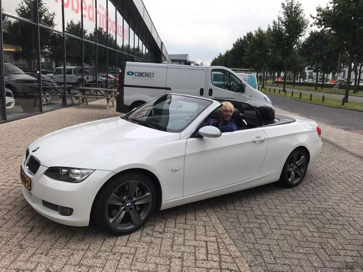 BMW 335i Cabrio High Executive (2008)