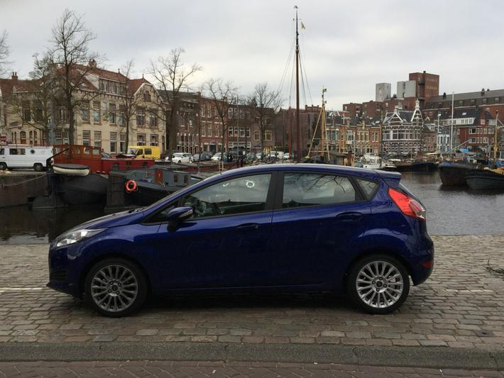 Ford Fiesta 1.5 TDCi Style Lease (2015)