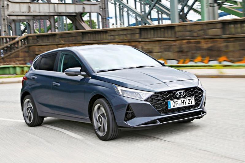 Hyundai i20 - Eerste rijtest